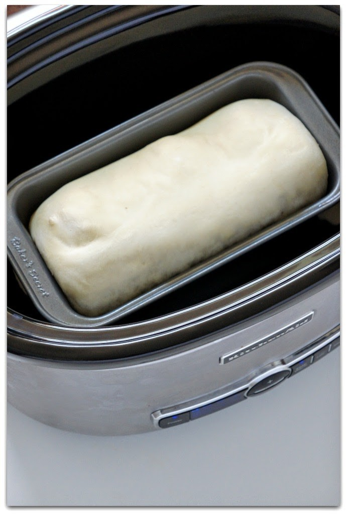Speed up the process of raising bread by using your slow cooker! #lifehack