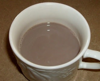 Day 283:  Slow Cooker Hot Chocolate