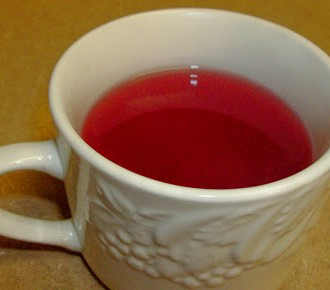 Day 333:  Christmas Cranberry Punch