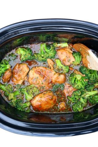 Instant Pot Honey Garlic Chicken and Rice