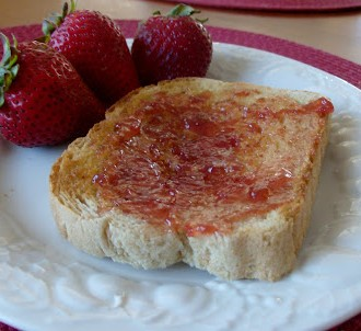 Slow Cooker Strawberry Jam
