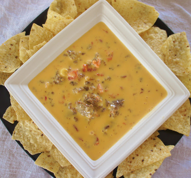Recipe For One Dish Slow Cooker Velveeta Rotel Dip 365 Days Of Slow Cooking And Pressure Cooking