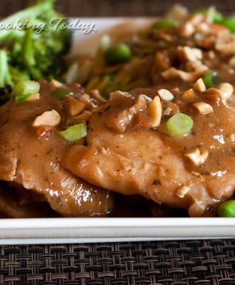 Thai Chicken Thighs in the Pressure Cooker and Cookbook Giveaway!