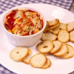 Slow Cooker Recipe for New York Pizza Dip