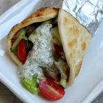 Slow cooker beef gyros recipe