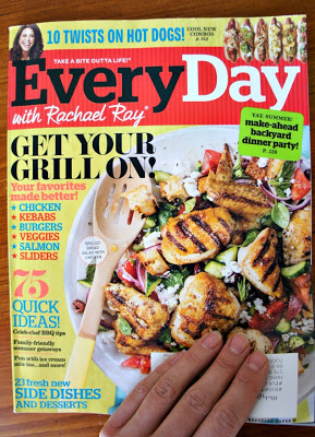 Have you seen the latest edition of Every Day with Rachael Ray???
