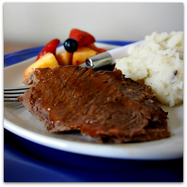 Recipe For Smoked Brisket In The Slow Cooker 365 Days Of