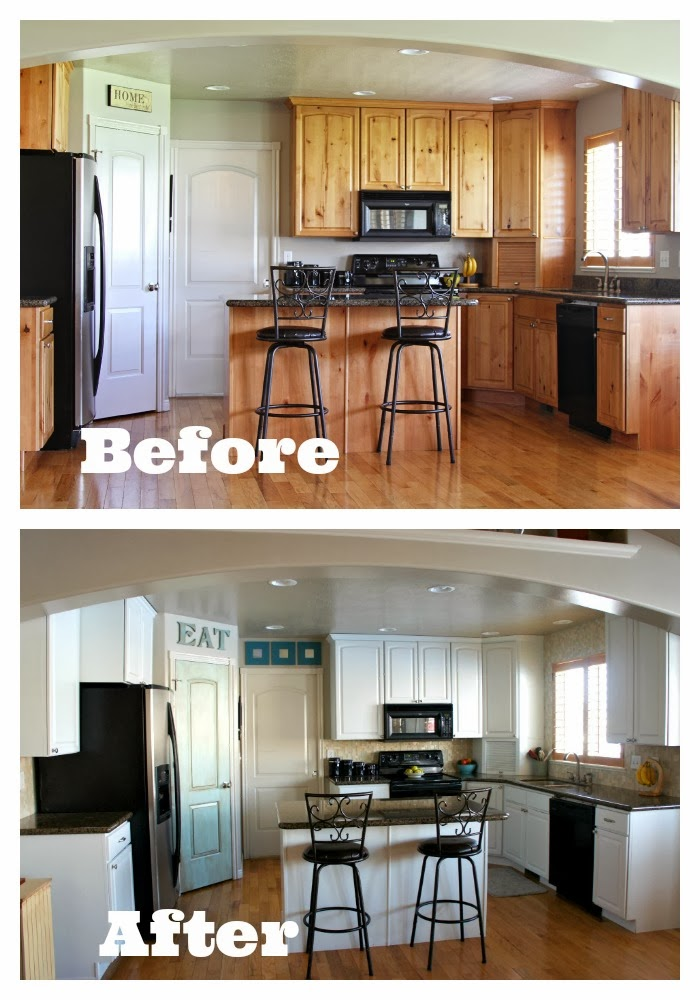 tile before or after kitchen cabinets new carpet and backsplash reveal and a review of buy 27187
