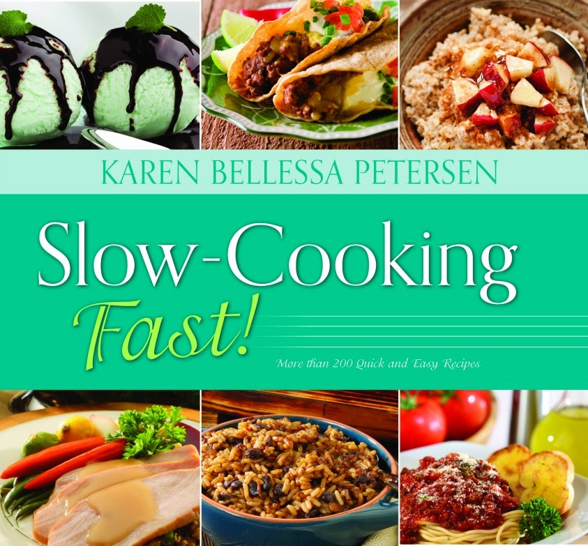 New crockpot cookbook Slow-Cooking Fast!