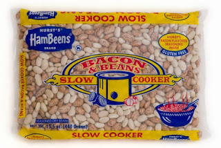 Hurst's Hambeens Slow Cooker Bacon and Beans