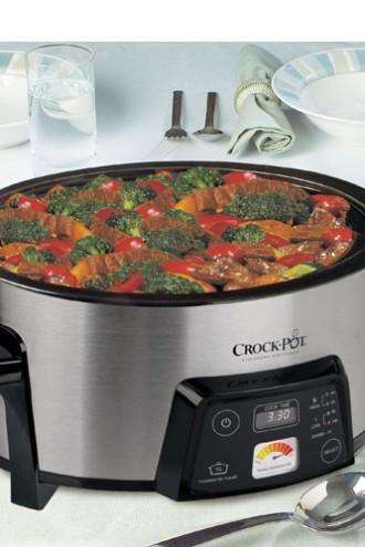 Crock-Pot® Slow Cooker Giveaway for Crocktober!