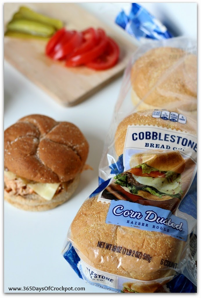 Use Cobblestone Bakery Co. Rolls for your sandwiches for restaurant quality and taste!