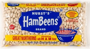 Great Northern Beans with Ham Flavor
