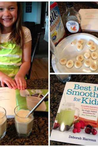 Best 100 Smoothie Recipes for Kids (+giveaway)