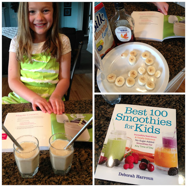 best 100 smoothie recipes for kids cookbook