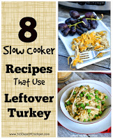 8 Slow Cooker Recipes that Use Leftover Turkey