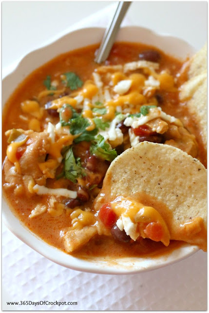 Love nachos? You need to try this Slow Cooker Nacho Cheese soup. It's so easy even a kid can make it. My kids, did in fact, make this soup. It's pretty much a dump everything in the crockpot and go type of recipe!