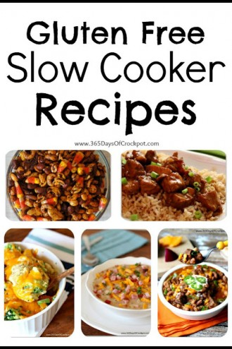 (Naturally) Gluten Free Slow Cooker Recipes