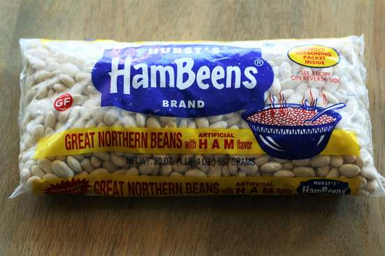 Hurst Hambeens Great Northern Beans