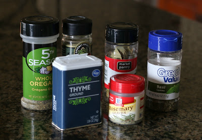 homemade italian seasonings