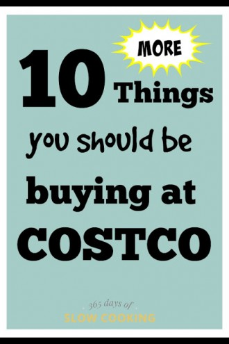 10 More Things You Should Be Buying At Costco