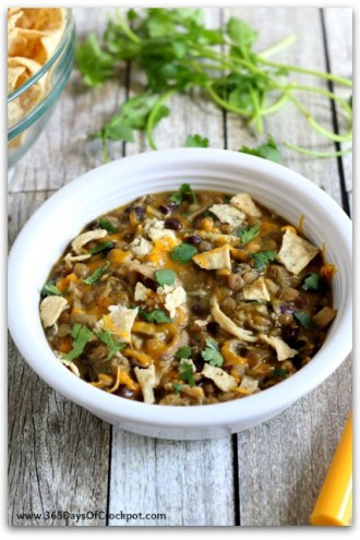 Instant Pot Cheesy Chicken and Lentils