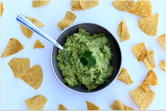 White Bean Avocado Guacamole Dip - 365 Days of Slow ...