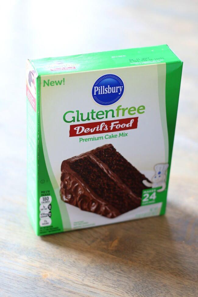 Gluten Free Pillsbury Cake Mix