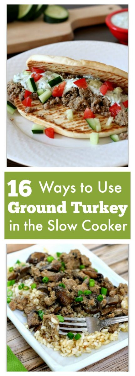 Crock Pot Recipe For Sweet And Spicy Ground Turkey And ...
