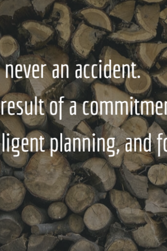 The 365 Days Podcast Episode 012–Productivity is not an accident
