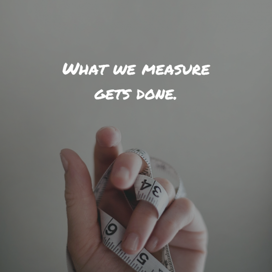 what we measure gets done episode 022 365 days podcast
