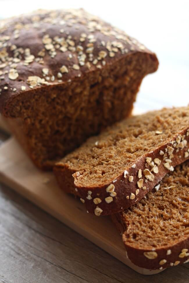 Whole Wheat Steakhouse Bread 365 Days Of Slow Cooking And Pressure Cooking