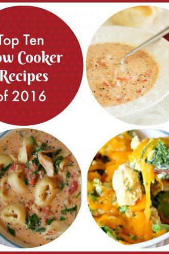 10 Most Popular Slow Cooker Recipes
