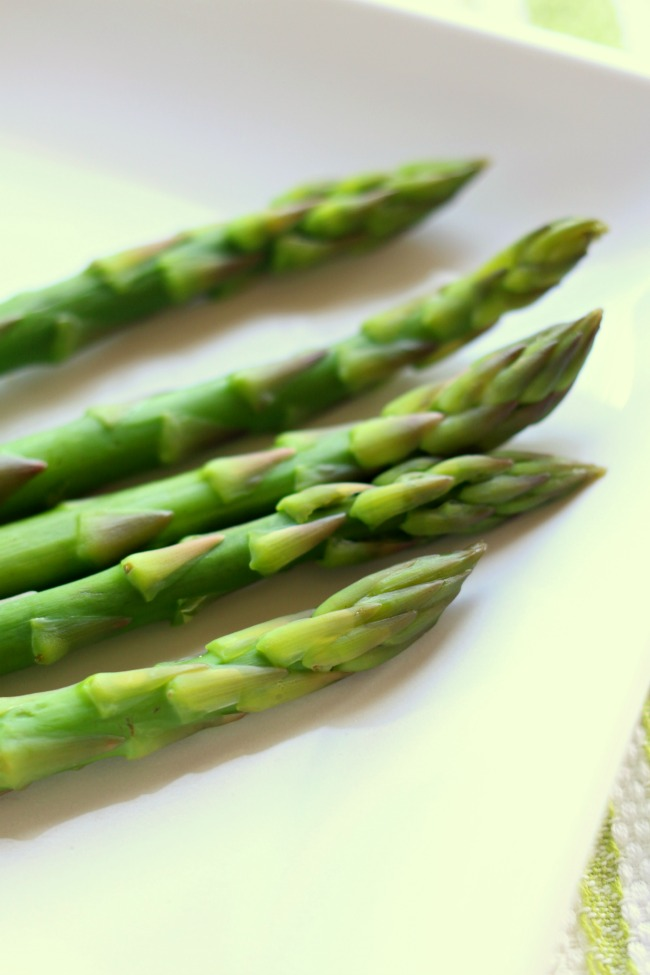 how to make asparagus in the Instant Pot