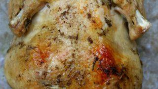crock pot frozen roast time