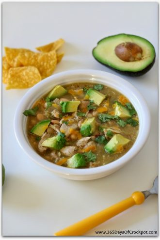 5 Slow Cooker Avocado Recipes
