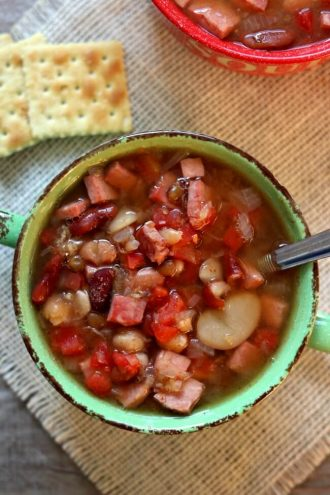 Instant Pot 15 Bean Soup