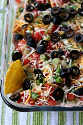 7 Layer Dip