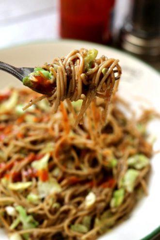 Instant Pot Pepper Noodles