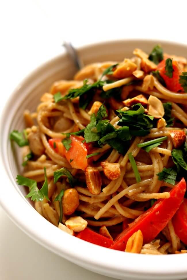 Instant Pot Thai Chicken Noodles 365 Days Of Slow