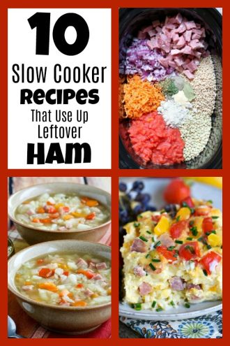 Slow Cooker Recipes That Use Ham
