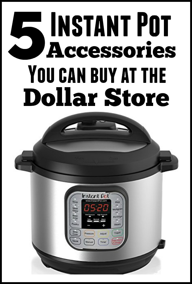 5 Dollar Store Instant Pot Accessories 365 Days Of Slow