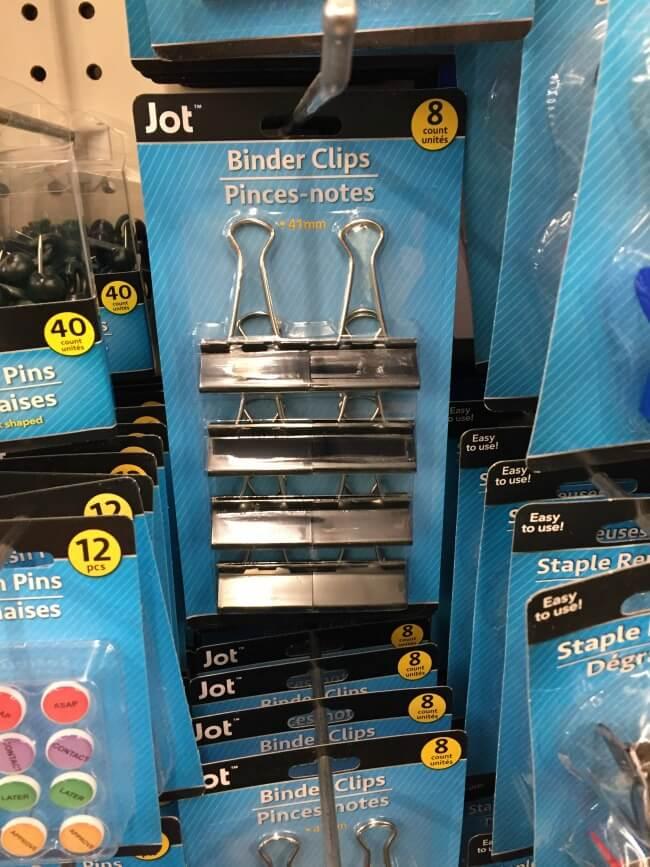 5 (Dollar Store) Instant Pot Accessories