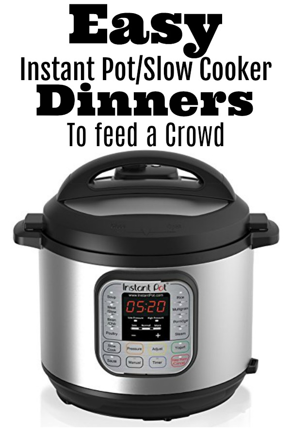 Easy recipes for large groups 365 days of slow cooking and easy recipes for large groups forumfinder Image collections