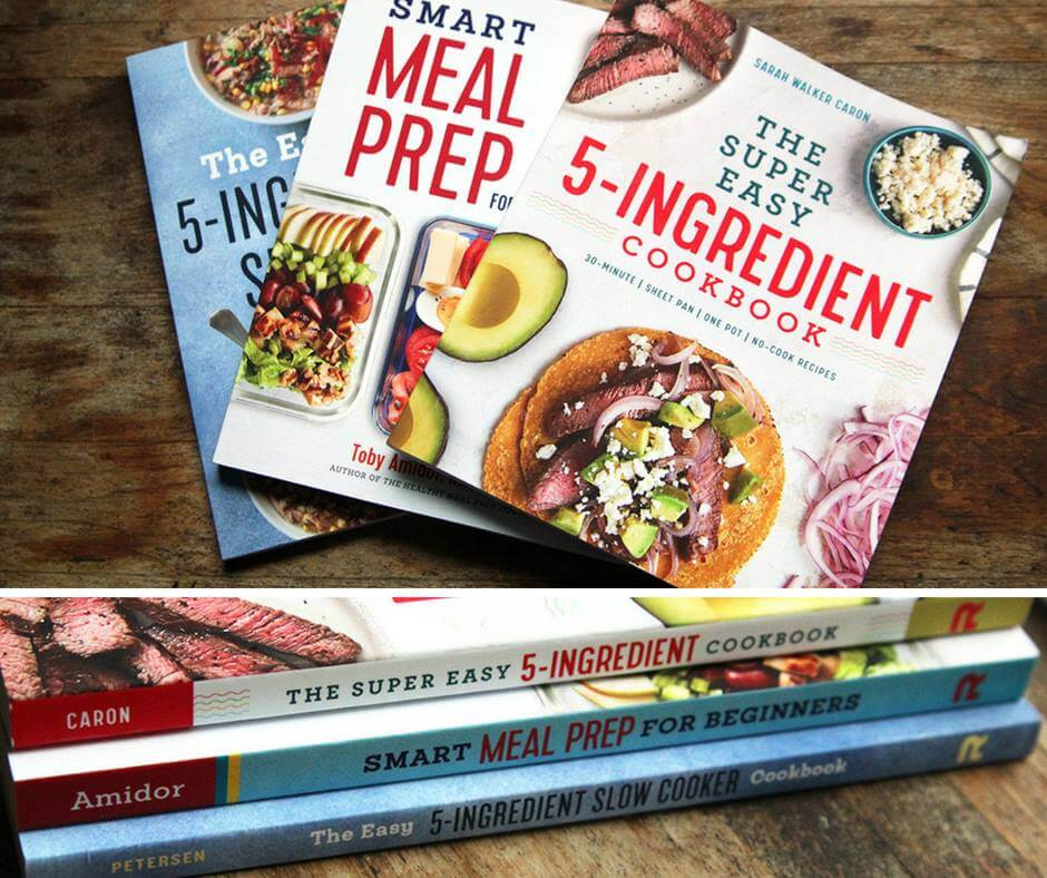 back to school cookbook giveaway