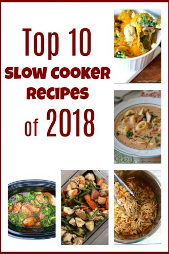 Top 10 Slow Cooker Recipes of 2018