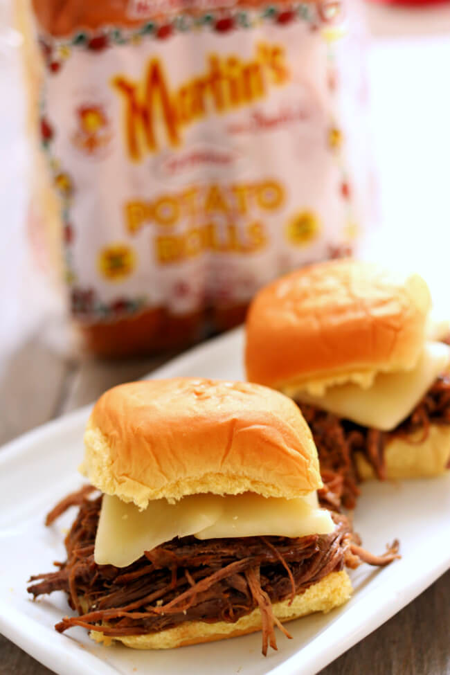 Instant Pot Bbq Brisket Sliders 365 Days Of Slow Cooking