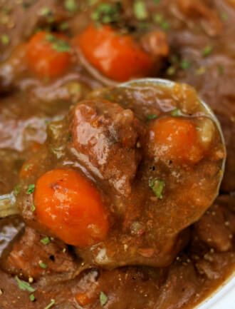 Instant Pot Cheater Beef Stew