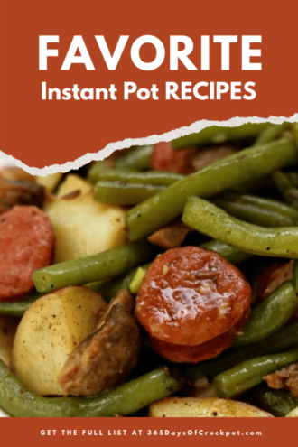 Your Favorite Instant Pot Recipes