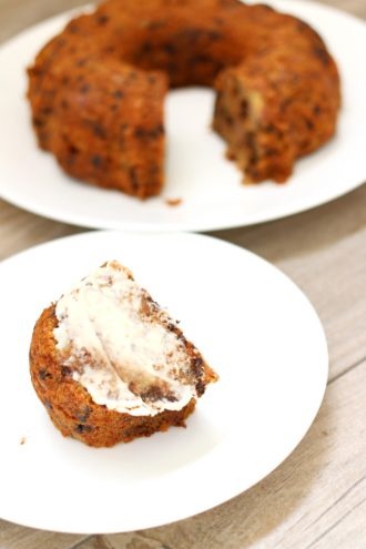 Instant Pot 4-Ingredient Banana Bread